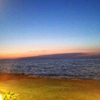 Photo taken at Bizim Gazino Balık Restorant by Zeyno on 4/27/2012