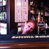 Photo taken at Druidas Irish Bar by Jānis P. on 5/6/2012