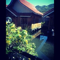 Photo taken at Hotel Tirta Alam by Fransisca S. on 6/16/2012