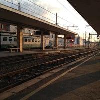 Photo taken at Stazione Chivasso by Roberto B. on 8/3/2012