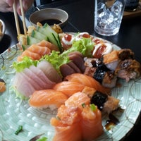 Photo taken at Niwa Sushi by William B. on 8/4/2012