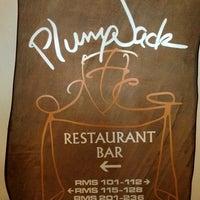 Photo taken at PlumpJack Cafe by Bobi B. on 2/18/2012