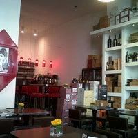 Photo taken at Vino Panino & Co. by Yannick Q. on 7/28/2012