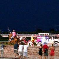 Photo taken at Isle Casino Racing Pompano Park by Karen G. on 6/28/2012