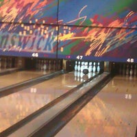 Photo taken at Brunswick Zone XL Brooklyn Park by Ronell R. on 2/16/2012