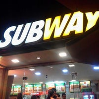 Photo taken at Subway by Alessandra F. on 9/3/2012
