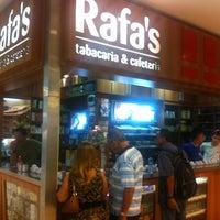 Photo taken at Rafa's Tabacaria by Pedro C. on 4/14/2012