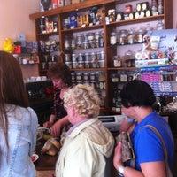 Photo taken at Kafija by Visvaldis G. on 6/9/2012