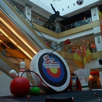 Photo taken at Sunway Carnival Mall by Fiona L. on 6/23/2012
