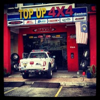 Photo taken at Top Up 4x4 Centre by Shaun Y. on 5/4/2012