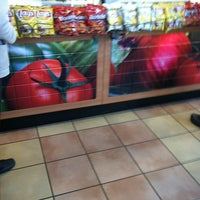 Photo taken at Subway by Buildabear P. on 4/11/2012