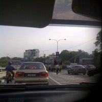 Photo taken at Loke Yew - Hang Tuah Intersection by sHaZiEaH..... on 5/28/2012