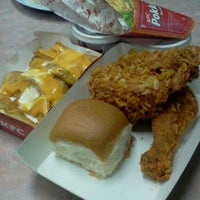 Photo taken at KFC by I M MUNER on 6/24/2012