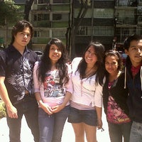 Photo taken at Parque Tasqueña by Mariana M. on 3/3/2012