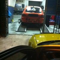 Photo taken at Mael Advan Auto (Dyno Dynamics) by 0wn -. on 6/13/2012
