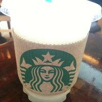 Photo taken at Starbucks by Krystal E. on 5/2/2012