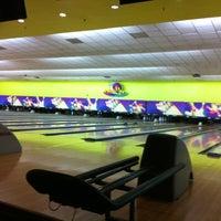 Photo taken at StrikeXity Bowling by Konrad K. on 2/11/2012