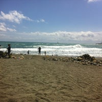 Photo taken at Chiosco del Surf by Matte on 4/21/2012
