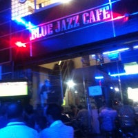 Photo taken at Blue Jazz Cafe by Oussama B. on 6/23/2012