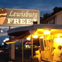Photo taken at The Lewisburg Freez by Joshua on 7/15/2012