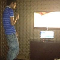 Photo taken at D'Apple Family Karaoke by Adam K. on 4/27/2012