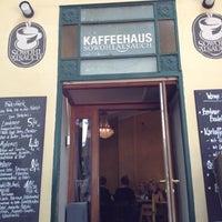 Das Foto wurde bei Kaffeehaus SowohlAlsAuch von Thomas S. am 8/4/2012 aufgenommen