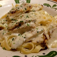 ... Photo Taken At Olive Garden By Daniel J. On 8/4/2012 ...
