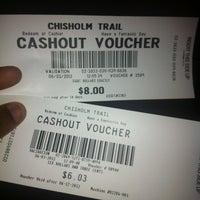 Photo taken at Chisholm Trail Casino by Symone P. on 6/3/2012