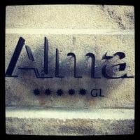 Das Foto wurde bei Hotel Alma von Theo H. am 6/9/2012 aufgenommen