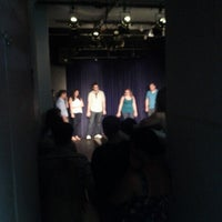 Photo taken at Philly Improv Theater (PHIT) by Greg M. on 8/12/2012