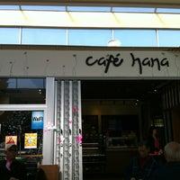 Photo taken at Murata's Cafe Hana by torishin on 5/5/2012