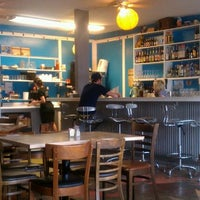 Photo taken at Three Angels Diner by LaShonda C. on 4/1/2012