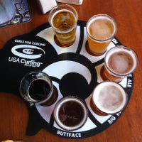 Photo taken at RAM Restaurant & Brewery by Diana L. on 8/9/2012