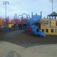 Photo taken at Hiawatha School Park by Daryl K. on 3/25/2012