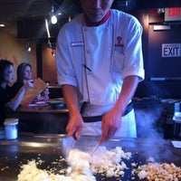 Photo taken at Benihana by Kendall F. on 5/4/2012