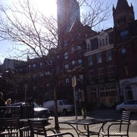 Photo taken at Newbury Street by David H. on 4/14/2012