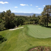Photo taken at Castle Pines Golf Club by Omari T. on 6/17/2012