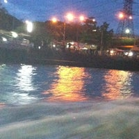 Photo taken at ท่าเรือพระราม 7 (Rama 7 Pier) N24 by Lek B. on 6/26/2012