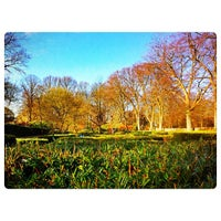 Photo taken at Calderstones Park by Ian F. on 3/18/2012