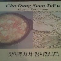 Das Foto wurde bei Chodang Soon Tofu von jpli18 am 5/20/2012 aufgenommen