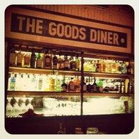 Foto tirada no(a) THE GOODS DINER • por Denny S. em 3/2/2012