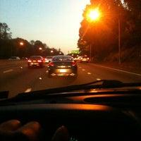 Photo taken at Schuylkill Expressway by 💋TASHA💋 on 4/28/2012