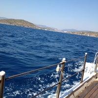 7/15/2012 tarihinde Mutlu K.ziyaretçi tarafından Akvaryum Koyu'de çekilen fotoğraf