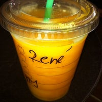 Photo taken at Starbucks by René V. on 8/27/2012