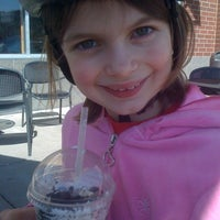 Photo taken at Caribou Coffee by Jonathan D. on 4/6/2012