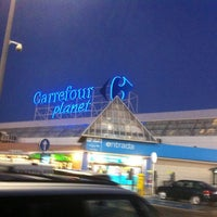 Photo taken at Carrefour by Boston A. on 9/2/2012