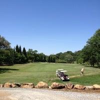 Photo taken at Black Oak Golf Course by Serge K. on 5/10/2012