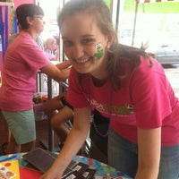 Photo taken at sweetFrog by Cargo G. on 7/21/2012