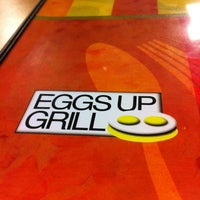 Photo taken at Eggs Up Grill Conway by Judi M. on 8/8/2012