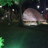 Photo taken at Parque Las Palmas by un tal J. on 6/26/2012